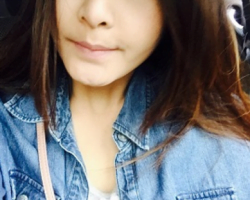 アジアンビューティーな黒髪ロングのナイスBODYな女の子!