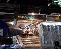 バンコクナンパスポット場所と、おすすめの女の子と深夜営業レストラン店