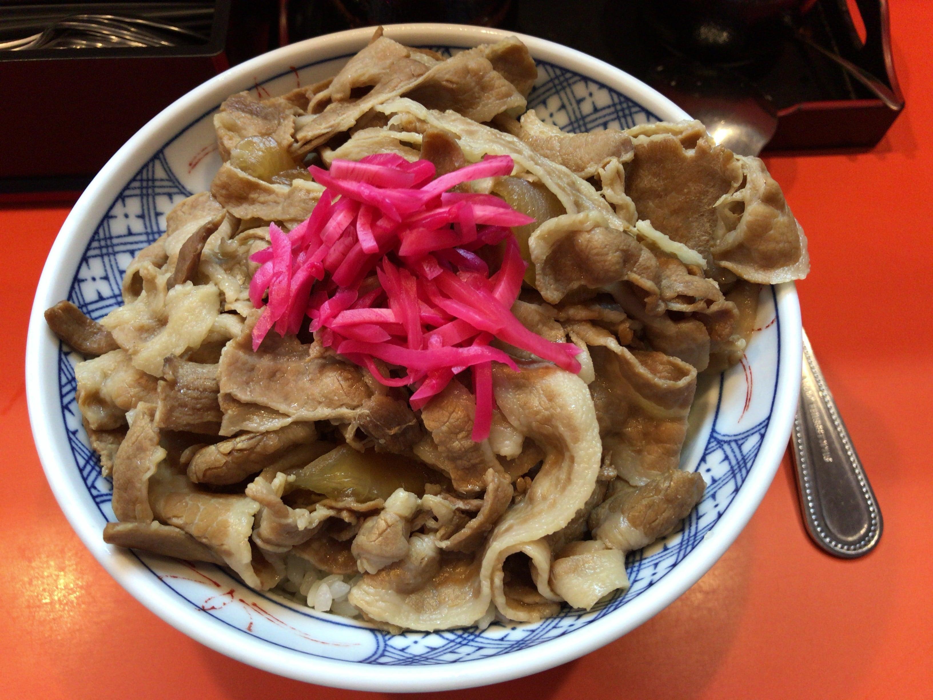 食べれることに感謝 バンコクで食べれる日本食を紹介part1
