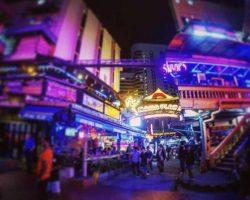 タイバンコク夜遊び初級編紹介!!初心に戻って夜の街で遊びまくる@