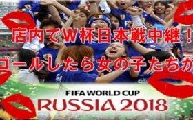 ワールドカップ アゲハ