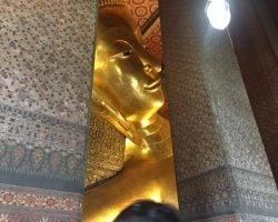 タイバンコク有名なお寺巡り!久しぶりに観光客の気分になったみたい#