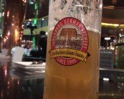 タイ人に人気のレストラン紹介!地ビールが美味しい#ロンビア#ラマ3