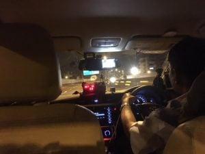 タクシー バンコク メーター