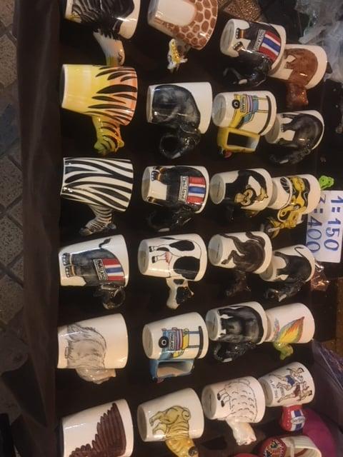 バンコク生活#ナイトマーケット#パッポン#ブランド偽物#値段交渉