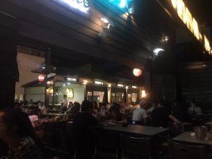 ホイクワン ナイトマーケット レストラン