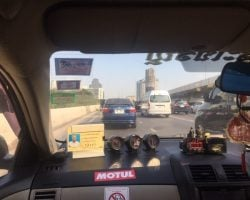 1番早いのはどれ?#電車#バイクタクシー#タクシー#トゥクトゥク