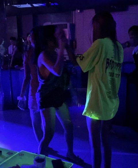 タニヤ嬢と仕事終わりにホイクワンのタイホストクラブに行った!